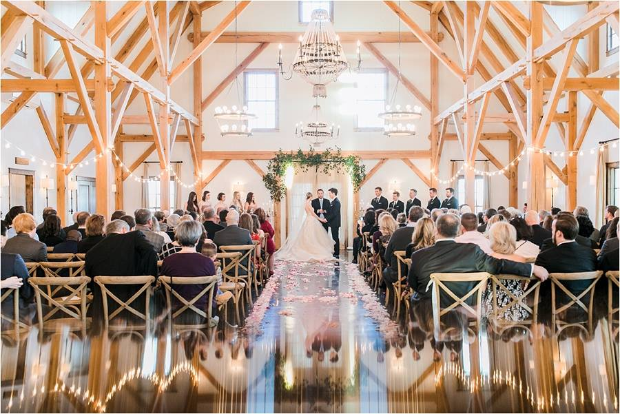 A premier wedding and event venue with farm to table catering, wedding planning, and great service in an elegant farm setting